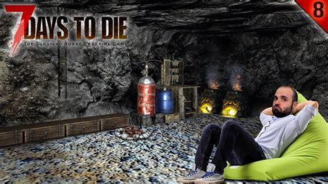 7 Days To Die #8  Casa En El Final De La Tierra