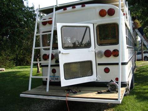rv top roof deck diy search cer bus cer school bus rv school bus cer