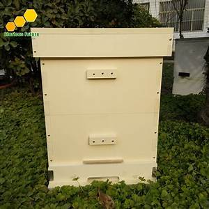 Two Levels Beekeeping Equipment Plastic New Composite
