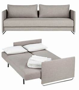 cb2 quottandemquot sofa sleeper for the home pinterest With cb2 sofa bed
