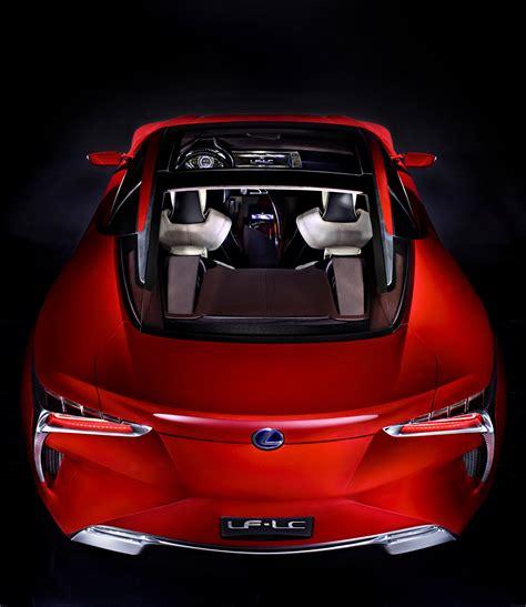 Lexus Lf Lc Sport Coupe Concept 2018