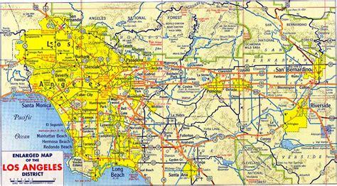 maps  dallas map  los angeles