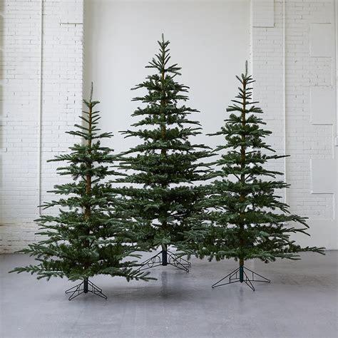 faux noble fir  holiday faux fir  terrain