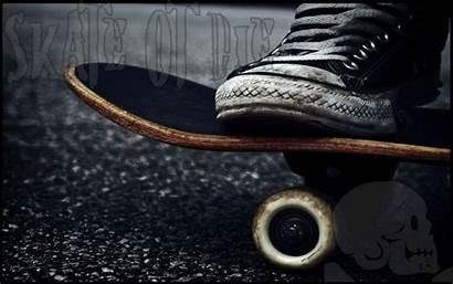 Skater Converse Sneakers Backgrounds Skateboarding Creative Skateboard