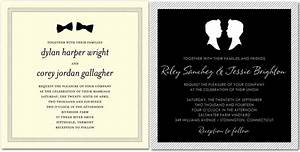 wedding paper divas launches lgbt wedding invitation With gay wedding shower invitations