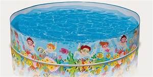 kids pools: hard plastic pools for kids