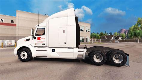 peterbilt and kenworth skin kmart for peterbilt and kenworth trucks for american