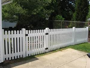 products pioneer fence company With white dog fence