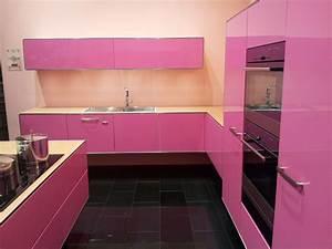 Decoration, And, Ideas, Pink, Kitchen, Decoration