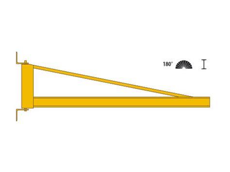 potence murale triangul 233 e 180 176 pmt contact sm levage