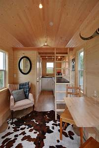 vancouver builder hits the scene with their 160 square With tiny house on wheels interior