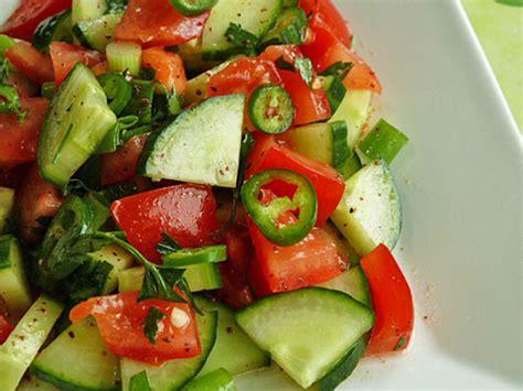 cuisine marocaine traditionnelle recette çoban salatası salade turque recette ramadan