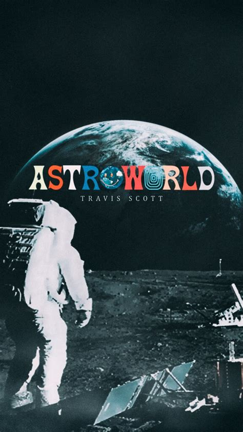travis scott astroworld smartphone wallpaper  adobe