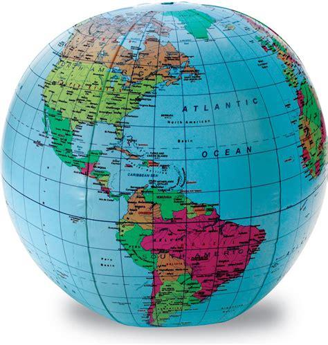 world globe l lr opblaasbare wereldbol kopen frank