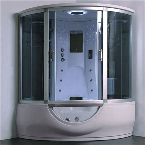 how to in home steam non steam with luxury steam shower bathtub combo with spa tub home Luxury