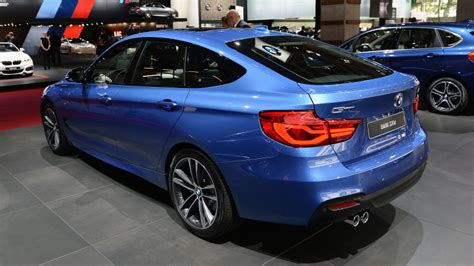 bmw  series gt paris  photo gallery autoblog