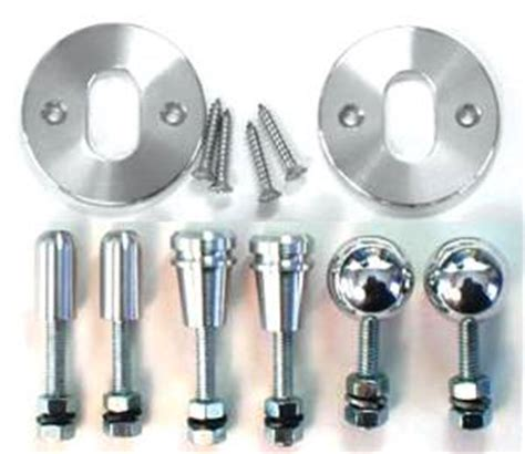 street rod parts door latch release kit  plate choose smooth turned  ball nea