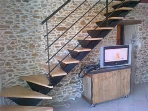 Escalier Spirale Castorama by Escalier Quart Tournant