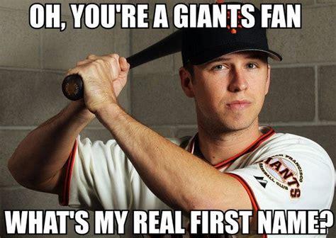 S F Giants Memes -