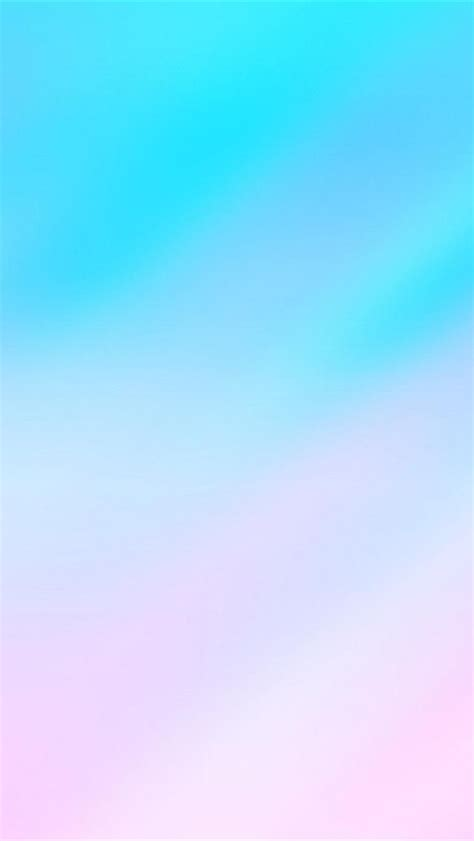 light blue pink collection of calming ombre iphone