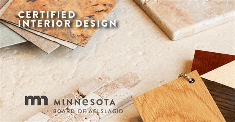 Certifications For Interior Designers by Certified Interior Design Minnesota Board Of