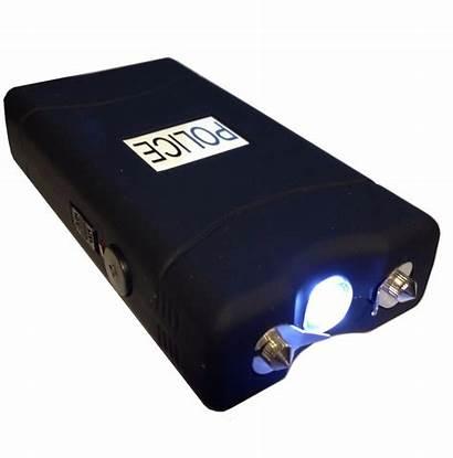 Taser Gun Police Stun Lanterna Choque Aparelho