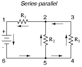 Electric Circuit Series Parallel Circuits