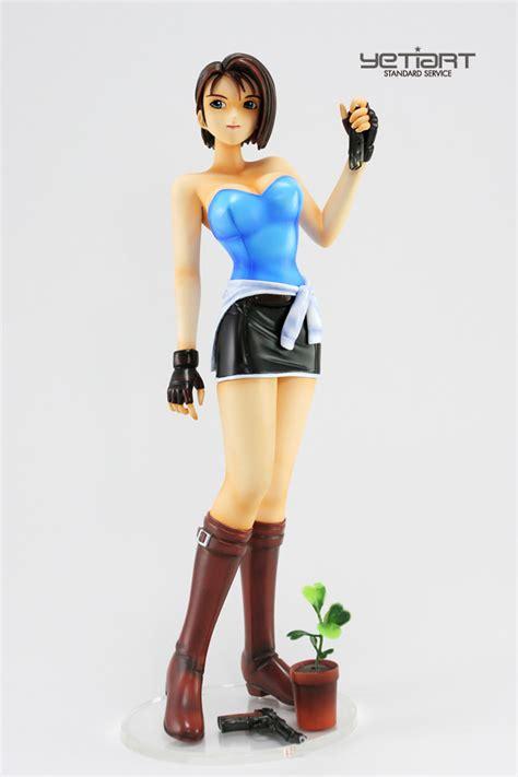 garage kit figure bioharzard garage kit anime resin model