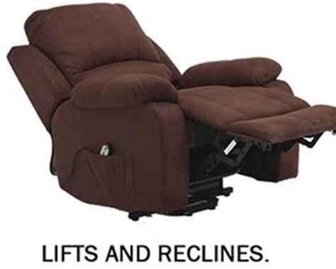 electric lift recliner chair rent buy disability brand new