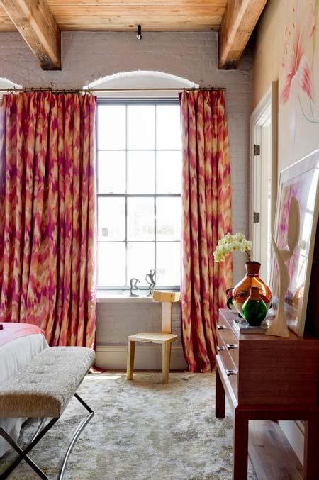 color design  curtains   white walls buzfr
