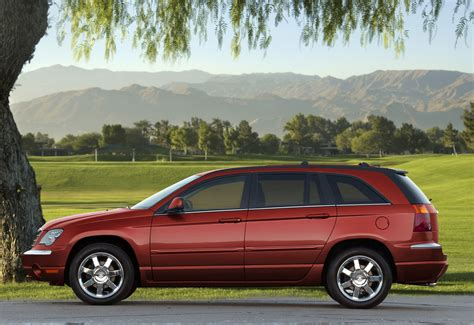 chrysler pacifica news  information