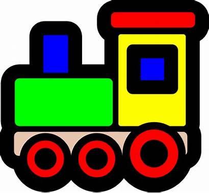 Train Toy Icon Clipart قطار صوره لعبه