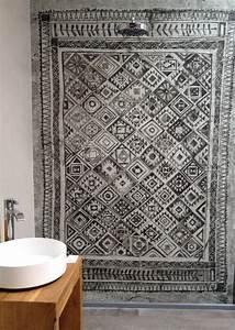 Badezimmer Tapete Wasserabweisend : fugenloses bad mit wasserfester tapete bonn farbefreudeleben ~ Michelbontemps.com Haus und Dekorationen