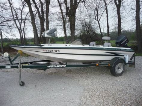 Used Hydra Sport Bass Boats For Sale by Hydra Sports Bass Boat For Sale