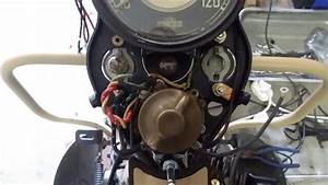 1941 Harley Davidson Wl Restoration   Connecting The