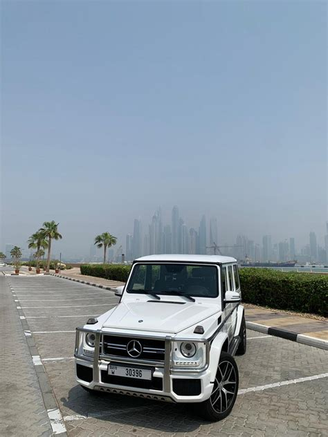 Car is in high demand. Rent the Sturdy Mercedes G63 2019 in Dubai | The Best for Family day out