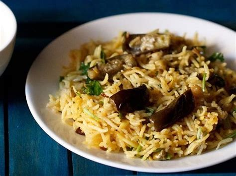 brinjal recipes  indian baingan recipes brinjal