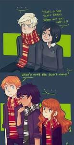 Drarry | Harry Potter - Harry potter fandom, Harry potter ...