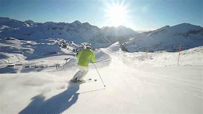Ski Oui Slope Bonnes Montagnes Hiver Raisons