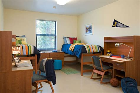 The Best College Dorms And The Best Colleges For Food