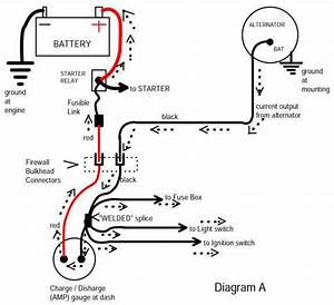 Aftermarket Amp Gauge Wiring Diagram 4