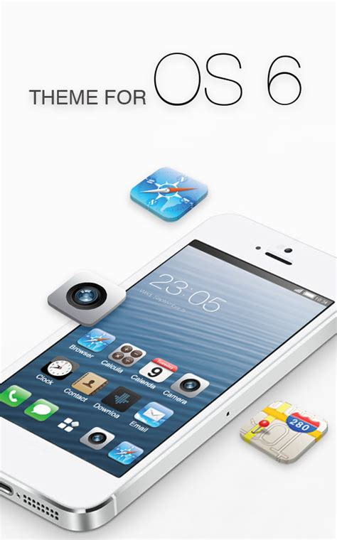 iphone 6 launcher for android free theme for iphone 6s ios launcher android apps on
