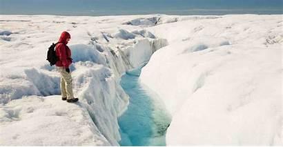 Ice Greenland Sheet Melting Melt Groenlandia North