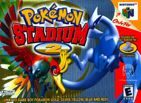 The Gallery For Nintendo 64 Pokemon Stadium