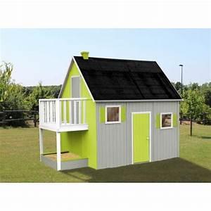 Bac à Sable Castorama : maison bois duplex de soulet ~ Dailycaller-alerts.com Idées de Décoration