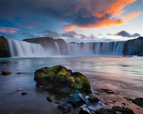 Hd Desktop Picture by Beautiful Landscape Wallpaper Hd Resolution Waterfalls In
