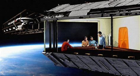 Star Trek Nighthawks By Rabittooth On Deviantart