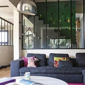 Décoration Intérieure Salon : d co de salon plus de 40 photos pour mettre l 39 ambiance c t maison ~ Teatrodelosmanantiales.com Idées de Décoration