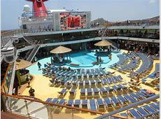 Photo of Carnival Breeze Cruise on May 10, 2014 Beach Pool