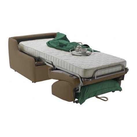 Fauteuil lit convertible Rapido à couchage quotidien en